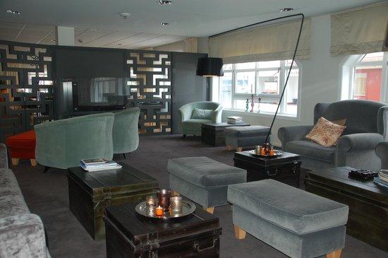 Scandic Bryggen : Hall dell'hotel