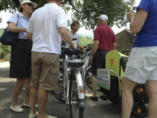 Sun-E-Bike : Getting ready to roll