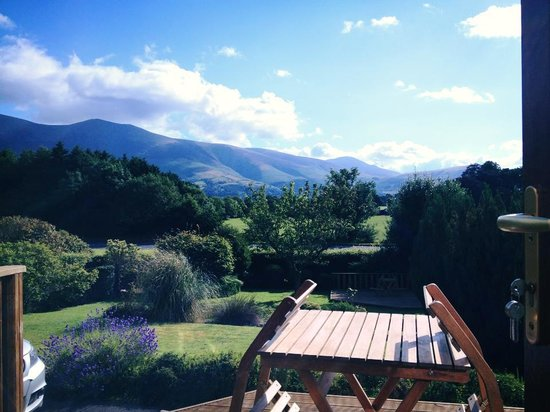 Bisoi B&B Suites : Room with a view
