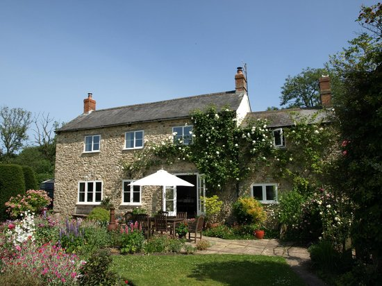 Pounds Farm B&B: Pounds Farm is in the beautiful Blackdown Hills.