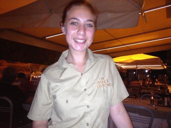 23twelve Restaurant: The Desert Waitress!