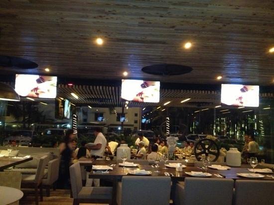 Sonora Grill Prime Vallarta: salón principal