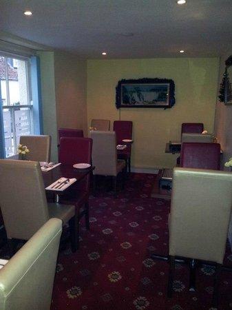 Rajah Restaurant: Dining Area
