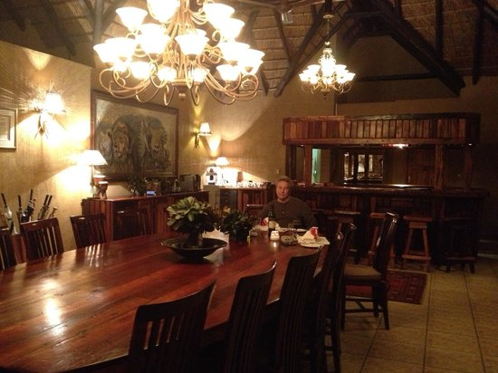 Jamila Game Lodge: Chalet
