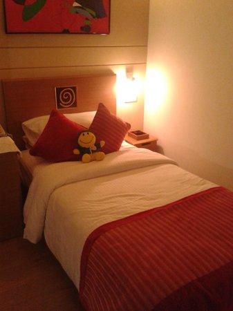 Lemon Tree Hotel, Ahmedabad: Room No 205