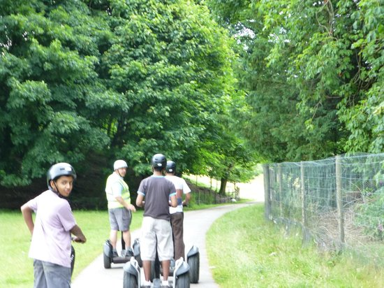 Lakeland Segway: Graythwaite Estate
