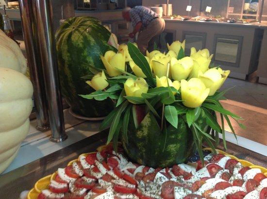 Golden Tulip Taj Sultan Resort: DEkoration