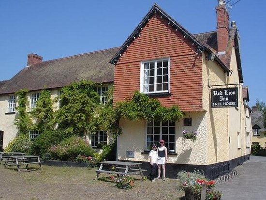 The Red Lion Inn Exeter The Red Lion Restaurant Reviews Phone Number Photos Tripadvisor