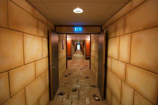 Hotel LEGOLAND: Adventure trail - knapt så flot som Pirat gangen!