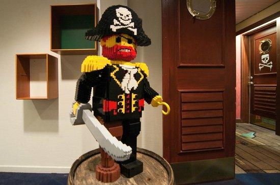 Hotel LEGOLAND: Capt.