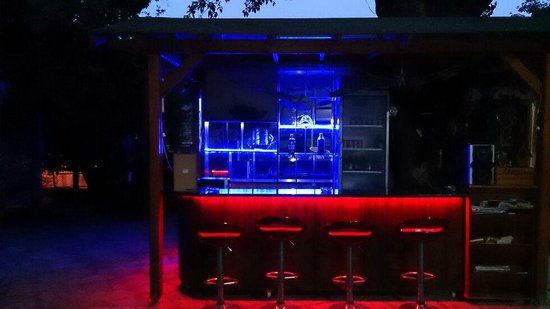 Ekincik Hostel: pansiyon barı