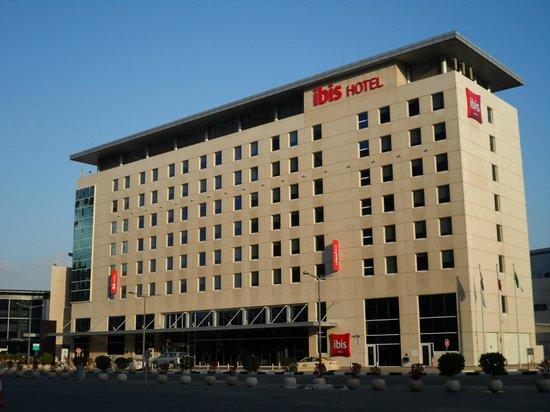 Fachada Do Hotel Picture Of Ibis World Trade Centre