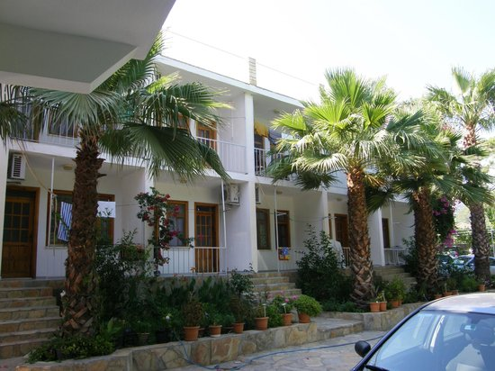 Ekincik Hostel: odalar