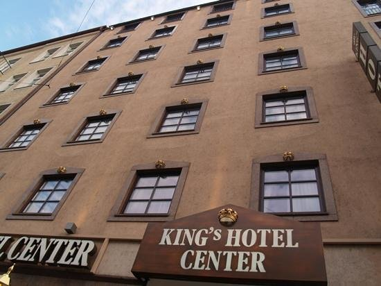 KING's HOTEL Center: Add a caption