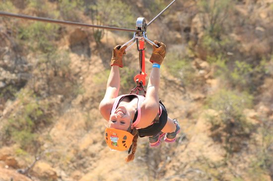 Wild Canyon Adventures: Zip line