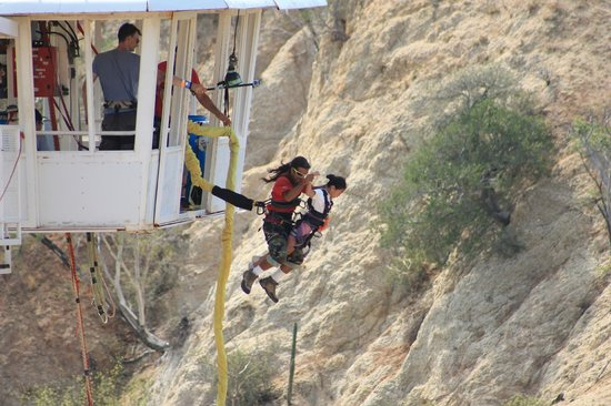 Wild Canyon Adventures: The Bungee Bombers Cabo