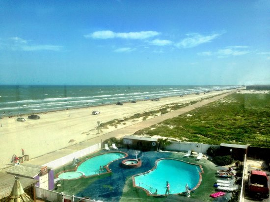 Holiday Inn Corpus Christi - N. Padre Island: View from room