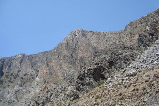 Footscapes of Crete: Great mountings