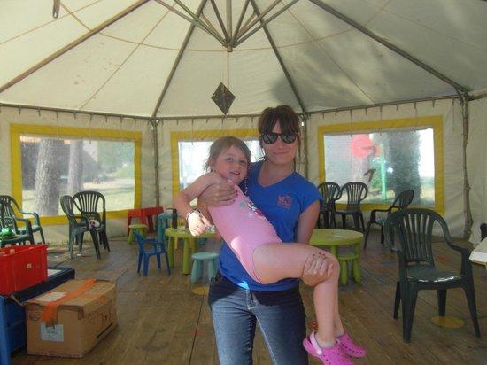 Camping Palmyre Loisirs : mélanie
