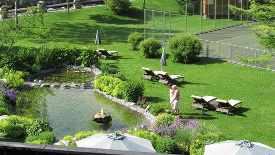Hotel Arlberg Lech: Gardens