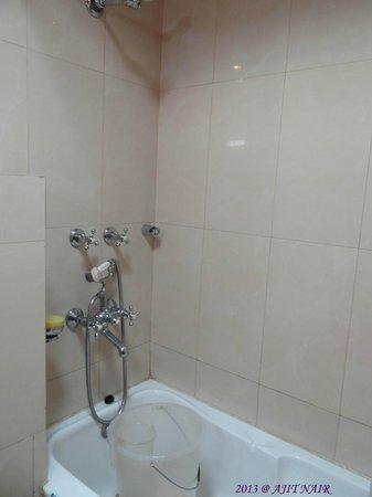 Broadways Inn Manali : Bathroom