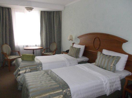 3MostA Boutique Hotel : кровати очень удобные