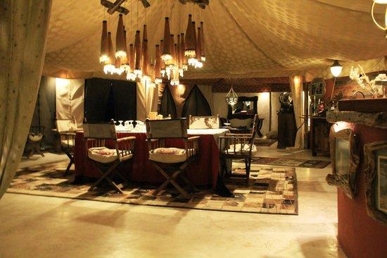 Shu'mata Camp: Das 1001 Nacht Zelt am Abend