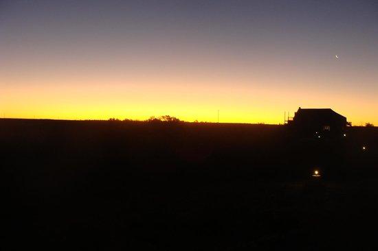 Teri - Lemveli Lodge: Sonnenuntergang