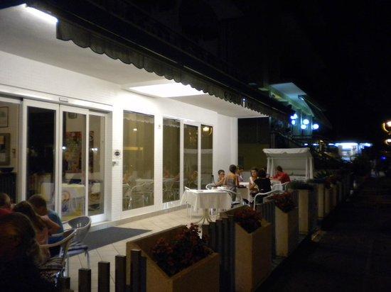 Hotel Gioiella: esterno parziale