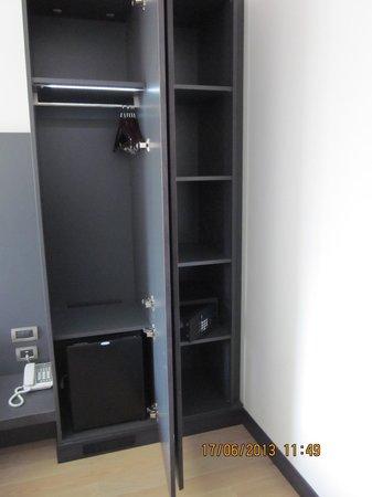 Room - Cupboard & Safe