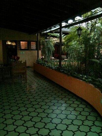 Hotel Ciudad Vieja : Reception area