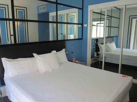 Mariposa Hotel Malaga: Room