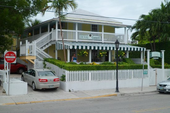 Duval Gardens BB Picture of Duval Gardens Key West TripAdvisor