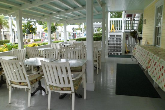 The porch Picture of Duval Gardens Key West TripAdvisor
