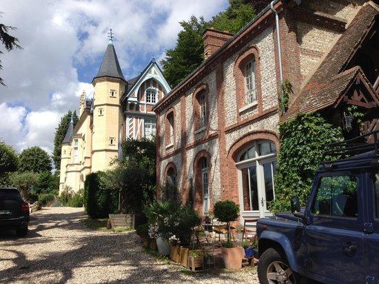 G.A. Manoir de Rétival : The castle