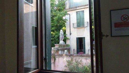 Tivoli Hotel : View from my single room