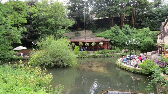 Egypt Mill Hotel and Restaurant: View 2