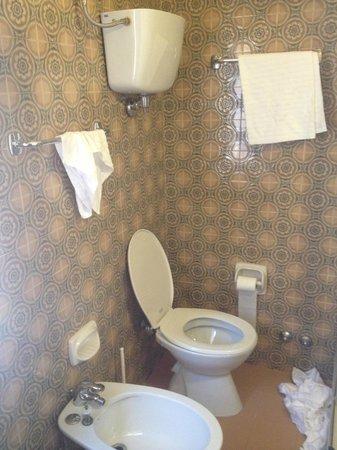 Hotel Del Buono Centro Benessere: Il bagno