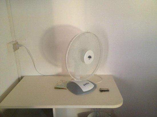 Hotel Del Buono Centro Benessere: Ventilatore