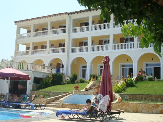 Tsamis Zante: HOTEL