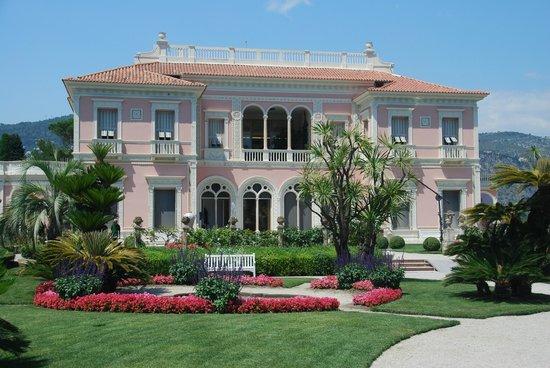 Vlilla Ephrussi de Rothschild - Bild von Villa & Jardins Ephrussi de ...