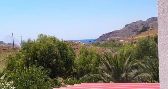 Amoudi Hotel: vista dalla stanza