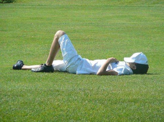 Asolo Golf Club Resort: detente