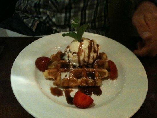 Mon Plaisir: Waffle