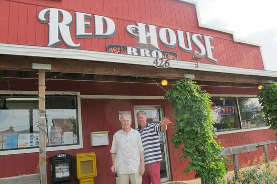 Red House BBQ: Dont miss it.