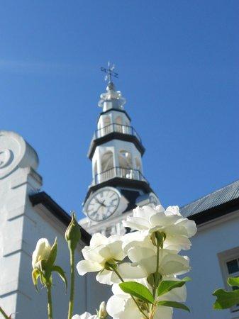 NG Kerk Swellendam - Tower
