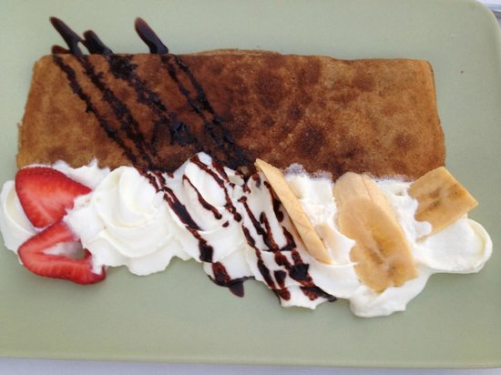 Tehuelche Grill Argentino: pancake
