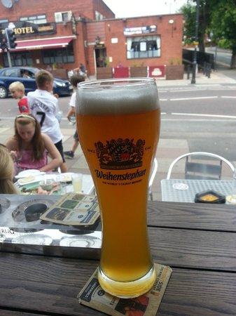 Malt Dog: Fine German beer