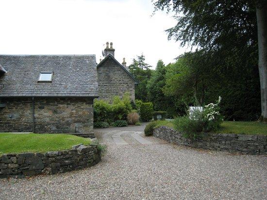 Craigatin House & Courtyard : Entrée