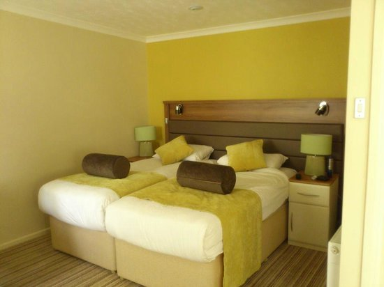 Potters Resort: Bungalow Plus - Double beds can be booked